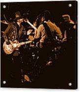 Mtb Jamming 1976 Acrylic Print