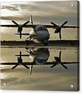 Mu-2 After The Rain Acrylic Print