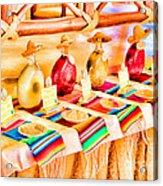 Mucho Tequila Acrylic Print