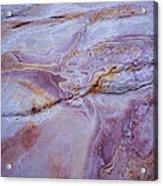 Muddy Mt. Sandstone A Acrylic Print