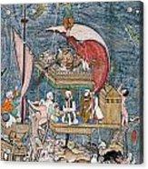 Mughal - Noah's Ark Acrylic Print