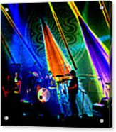 Mule #35 Psychedelically Enhanced 2 Acrylic Print