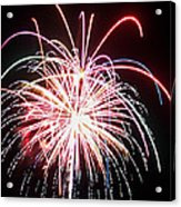 4th Of July Fireworks 8 Acrylic Print