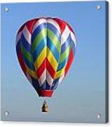 Multi-color Balloon Acrylic Print