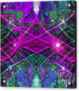 Multiplicity Universe 2 Acrylic Print by Chris Anderson