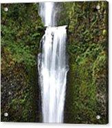 Multnoma Falls II Acrylic Print