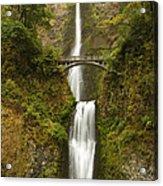 Multnomah Falls 2 A Acrylic Print
