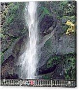 Multonomah Falls Oregon Acrylic Print