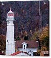 Munising Front Range Lighthouse Acrylic Print