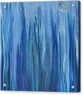 Murky Waters  Acrylic Print