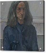 Murray, 2008 Oil On Canvas Acrylic Print