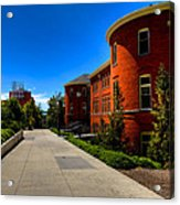 Murrow Hall - Washington State University Acrylic Print