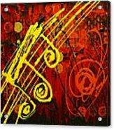 Music 2 Acrylic Print