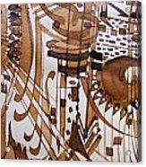 Music 3 Acrylic Print