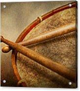 Music - Drum - Cadence  Acrylic Print
