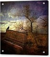 Music Of The Wind Acrylic Print