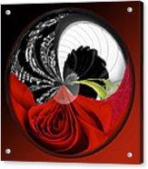 Music Orbit Acrylic Print