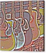 Music Time 4 Acrylic Print