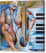 Musica  Acrylic Print