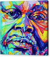 Musical Genuis Acrylic Print