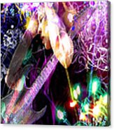Musical Lights Acrylic Print