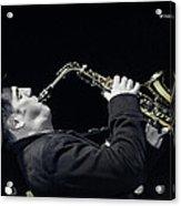 Musical Trip Acrylic Print
