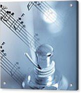 Musical Tune Acrylic Print