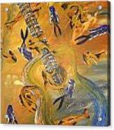 Musical Waters Acrylic Print