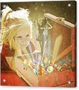 Musicbox Magic Acrylic Print