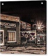 Musicians Union Acrylic Print