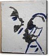 Musicman - Tile Acrylic Print