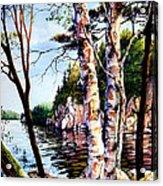 Muskoka Reflections Acrylic Print