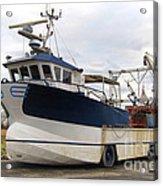 Mussel Boat Acrylic Print