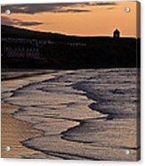 Mussenden Sunset Acrylic Print
