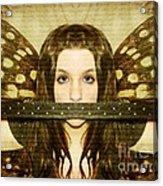 Mute Witness Acrylic Print