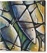 Muted Fish Acrylic Print