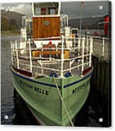 M.v The Western Belle Acrylic Print