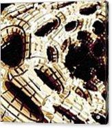 My Alien Planet Acrylic Print