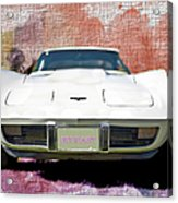 My Baby - Featured In Vehicle Enthusiasts Group Acrylic Print