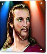 My Beautiful Jesus 3 Acrylic Print