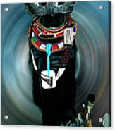 My Best  Mahu Friend  Acrylic Print