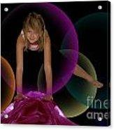 My Bubbles Acrylic Print