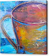 My Cup Of Tea Acrylic Print
