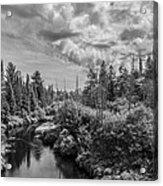 My Favorite Maine Image Acrylic Print by Jason Brow
