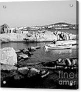 My Greek Oasis Acrylic Print