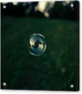 My Inner World Acrylic Print