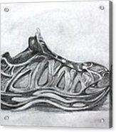 My Left Foot Acrylic Print