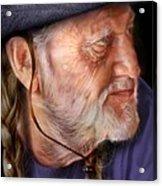 My Man Willie Acrylic Print