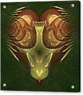 My Mechanical Mantis Acrylic Print