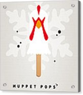My Muppet Ice Pop - Camilla Acrylic Print by Chungkong Art
